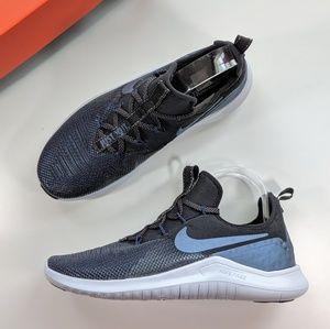 Nike Free TR 8 Metallic Black/Metallic Armory Navy